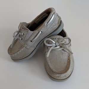 Sperry Top-siders Toddler Size 5.5